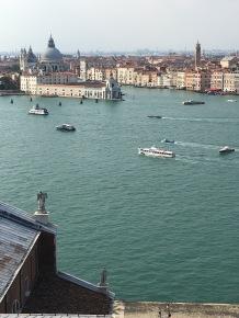 171010 Venice 19 view from campanile of S Giorgio Maggiore