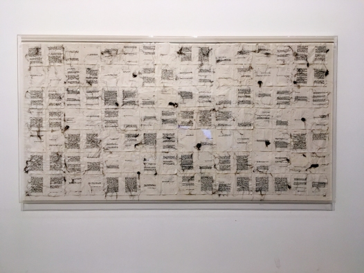 171012 Biennale 116 Maria Lai Lenzuolo for web