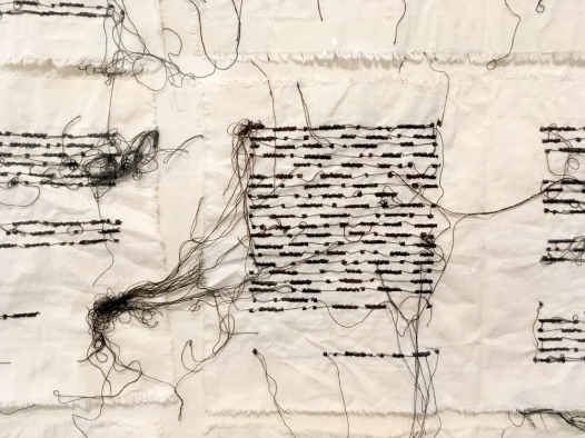 171012 Biennale 117 Maria Lai Lenzuolo for web